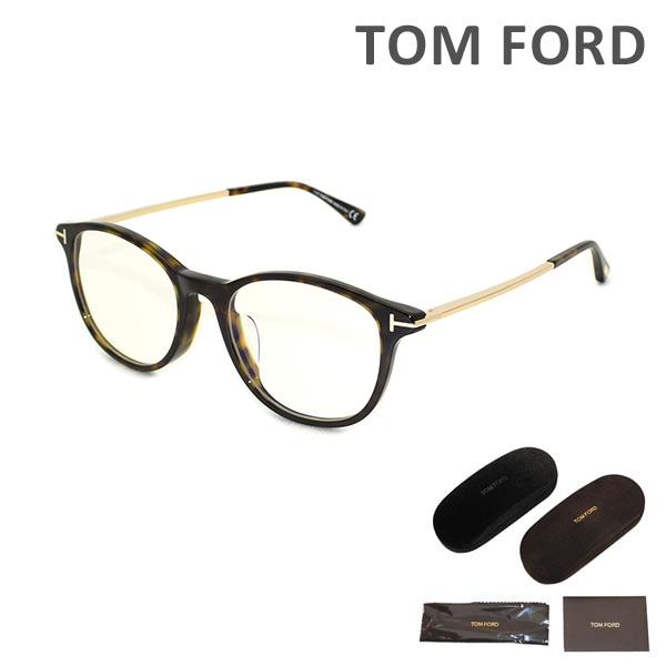 トムフォード メガネ 伊達眼鏡 フレーム FT5553F-052 TOM FORD メンズ 正規品 アジアンフィット TF5553【送料無料(※北海道・沖縄は1,000円)】