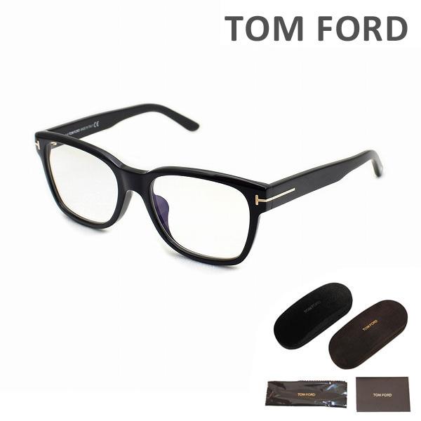 トムフォード メガネ 伊達眼鏡 フレーム FT5535-D-B/V-001 56 TOM FORD メンズ 正規品 アジアンフィット TF5535-D-B 【送料無料(※北海道・沖縄は1,000円)】