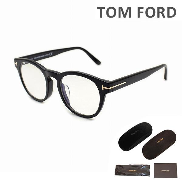 トムフォード メガネ 伊達眼鏡 フレーム FT5543-F-B/V-001 50 TOM FORD メンズ 正規品 アジアンフィット TF5543-F-B 【送料無料(※北海道・沖縄は1,000円)】