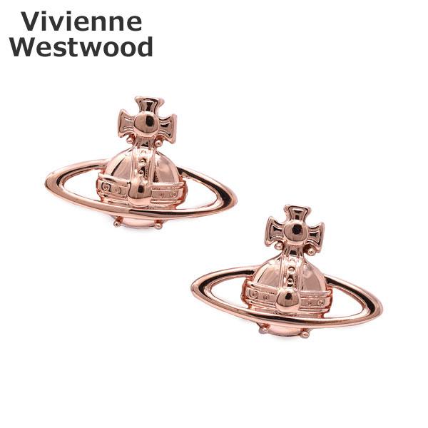 ヴィヴィアンウエストウッド ピアス 62010010 G002 SUZIE EARRINGS ピンクゴールド アクセサリー レディース Vivienne Westwood 【送料無料(※北海道・沖縄は1,000円)】
