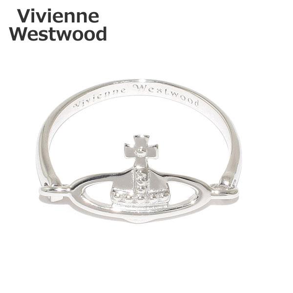 Vivienne Westwood ヴィヴィアン ビビアン アクセサリー 2020SS Vivienne Westwood ヴィヴィアンウエストウッド 指輪 リング 64040011-Q003-SM VENDOME RING シルバー アクセサリー レディース 【送料無料(※北海道・沖縄は1,000円)】