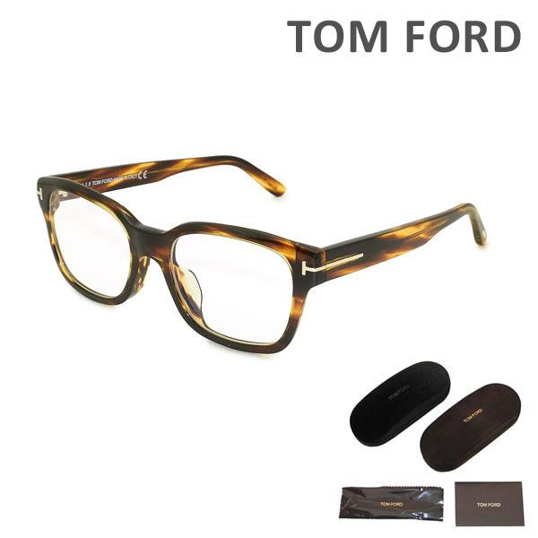 トムフォード メガネ 伊達眼鏡 フレーム FT5535-F-B/V 048 54 TOM FORD メンズ レディース 正規品 アジアンフィット TF5535-F-B 048 【送料無料(※北海道・沖縄は1,000円)】