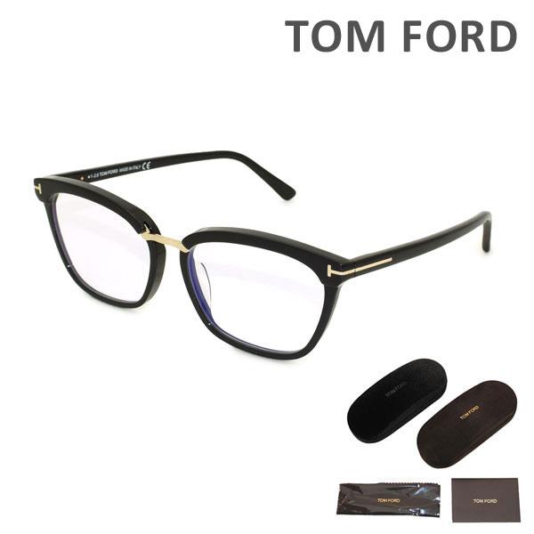 トムフォード メガネ 伊達眼鏡 フレーム FT5550-F-B/V 001 55 TOM FORD メンズ レディース 正規品 アジアンフィット TF5550-F-B 001 【送料無料(※北海道・沖縄は1,000円)】