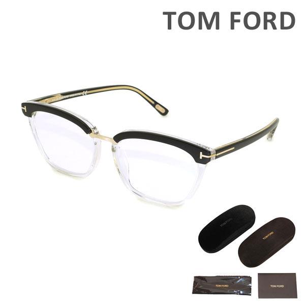 トムフォード メガネ 伊達眼鏡 フレーム FT5550-F-B/V 005 55 TOM FORD メンズ レディース 正規品 アジアンフィット TF5550-F-B 005 【送料無料(※北海道・沖縄は1,000円)】