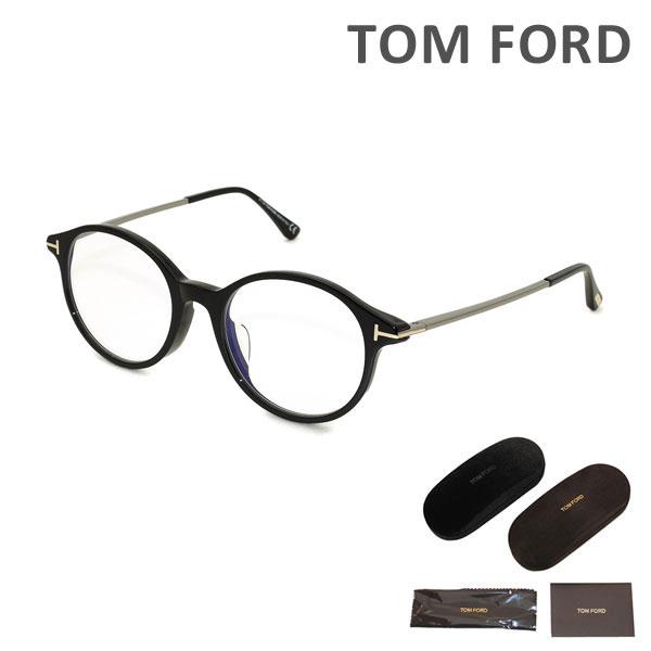 トムフォード メガネ 伊達眼鏡 フレーム FT5554-F-B/V 001 52 TOM FORD メンズ レディース 正規品 アジアンフィット TF5554-F-B 001 【送料無料(※北海道・沖縄は1,000円)】