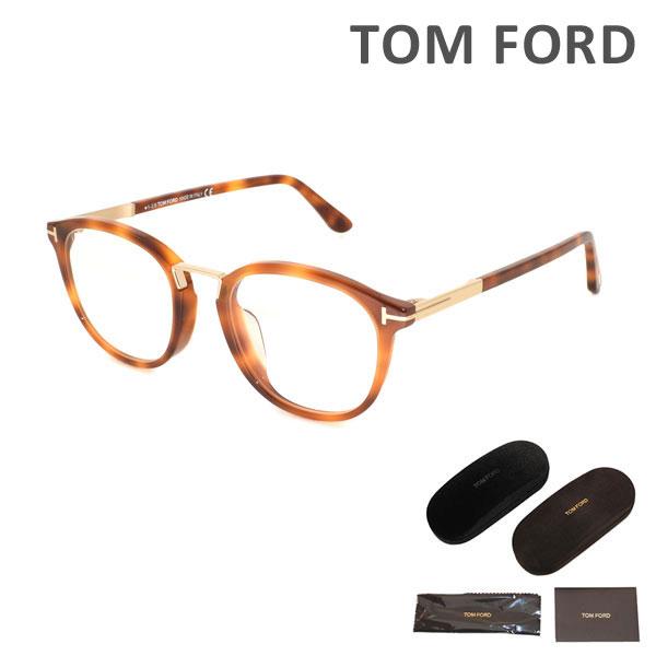 トムフォード メガネ 伊達眼鏡 フレーム FT5555-F-B/V 056 52 TOM FORD メンズ レディース 正規品 アジアンフィット TF5555-F-B 056 【送料無料(※北海道・沖縄は1,000円)】