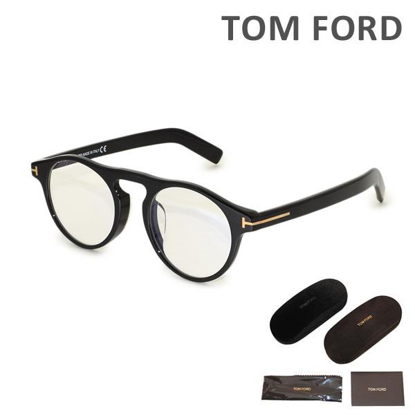 トムフォード メガネ 伊達眼鏡 フレーム FT5628-F-B/V 001 49 TOM FORD メンズ レディース 正規品 アジアンフィット TF5628-F-B 001 【送料無料(※北海道・沖縄は1,000円)】