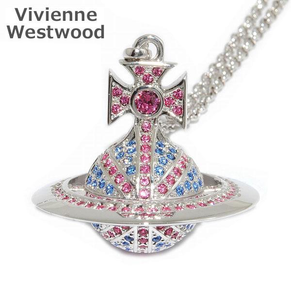 Vivienne Westwood (ヴィヴィアンウエストウッド) 752215B/3 JACK ORB PENDANT ペンダント ネックレス アクセサリー レディース 【送料無料(※北海道・沖縄は1,000円)】
