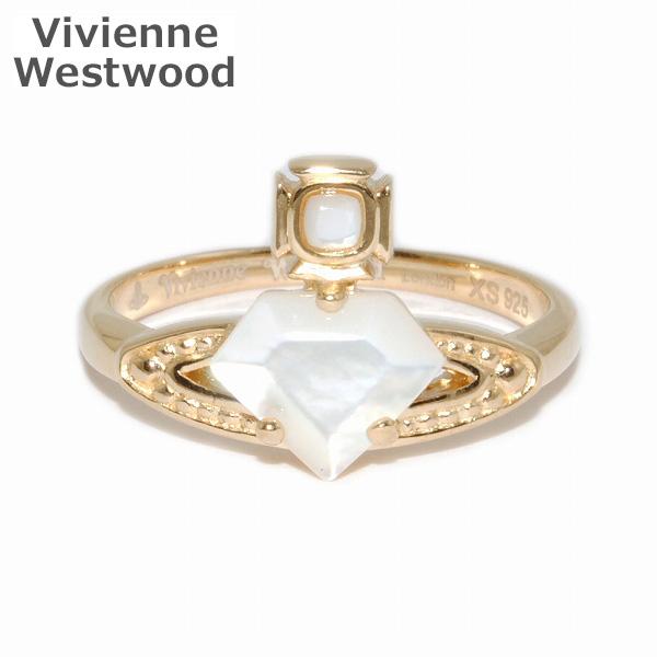 Vivienne Westwood (ヴィヴィアンウエストウッド) 指輪 リング 731977/6 Sinead Bas Relief Ring アクセサリー レディース 【送料無料(※北海道・沖縄は1,000円)】