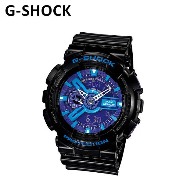 【国内正規品】 CASIO(カシオ) G-SHOCK(Gショック)GA-110HC-1AJF 時計 腕時計 【送料無料(※北海道・沖縄は1,000円)】