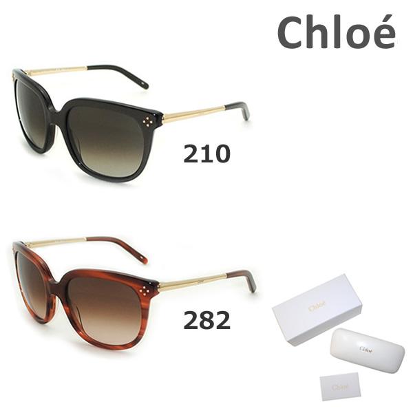 【国内正規品】 Chloe (クロエ) サングラス CE642S 210 レディース UVカット 【送料無料(※北海道・沖縄は1,000円)】