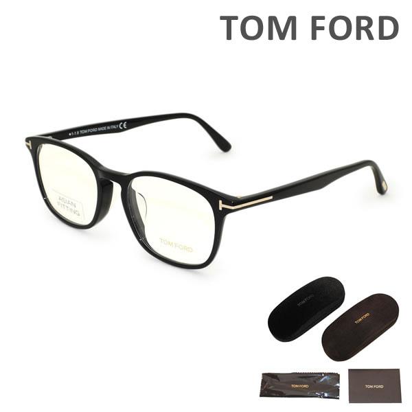 トムフォード メガネ 眼鏡 フレーム FT5505F-001 TOM FORD メンズ 正規品 アジアンフィット TF5505F【送料無料(※北海道・沖縄は1,000円)】