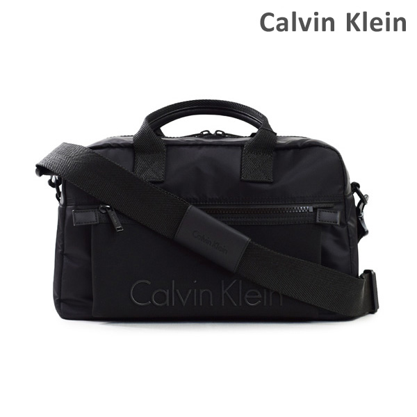 カルバンクライン ダッフルバッグ Calvin Klein K50K503163 001 ボストンバッグ メンズ 17FW 【送料無料(※北海道・沖縄は1,000円)】