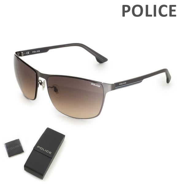 POLICE ポリス サングラス グラサン メガネ 上品 めがね 眼鏡 国内正規品 沖縄は1 ※北海道 公式 000円 UVカット メンズ 送料無料 SPL640K-0568