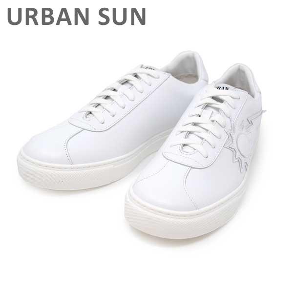 URBAN SUN アーバンサン スニーカー 靴 アーバンサン スニーカー MAURICE 146 ホワイト URBAN SUN メンズ レディース シューズ 靴 【送料無料(※北海道・沖縄は1,000円)】