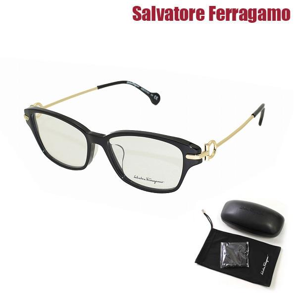 【国内正規品】 サルヴァトーレ フェラガモ SF2831A-001 メガネ フレームのみ 眼鏡 アジアンフィット Salvatore Ferragamo【送料無料(※北海道・沖縄は1,000円)】