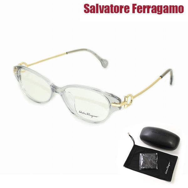 【国内正規品】 サルヴァトーレ フェラガモ SF2832A-057 メガネ フレームのみ 眼鏡 アジアンフィット Salvatore Ferragamo【送料無料(※北海道・沖縄は1,000円)】