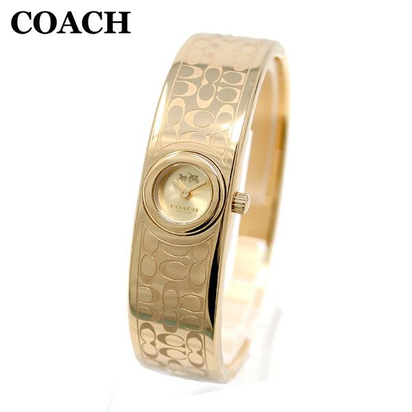コーチ 腕時計 レディース 14502625 COACH SCOUT スカウト ゴールド バングル 時計 ウォッチ 【送料無料(※北海道・沖縄は1,000円)】
