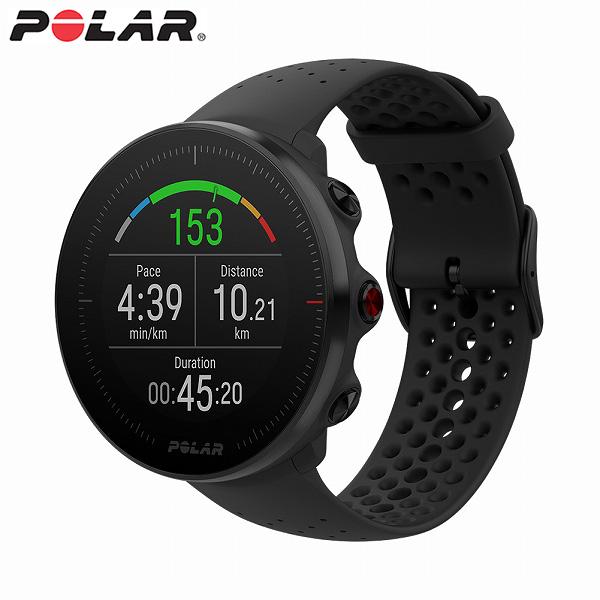 【国内正規品】 ポラール スマートウォッチ VANTAGE M BK ブラック メンズ レディース 腕時計 POLAR 【送料無料(※北海道・沖縄は1,000円)】