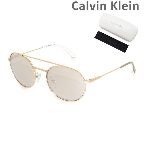 2019年新作【国内正規品】 Calvin Klein(カルバンクライン) サングラス CK18116S-717 メンズ レディース UVカット【送料無料(※北海道・沖縄は1,000円)】