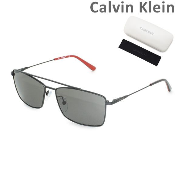 2019年新作【国内正規品】 Calvin Klein(カルバンクライン) サングラス CK18117S-002 メンズ レディース UVカット【送料無料(※北海道・沖縄は1,000円)】