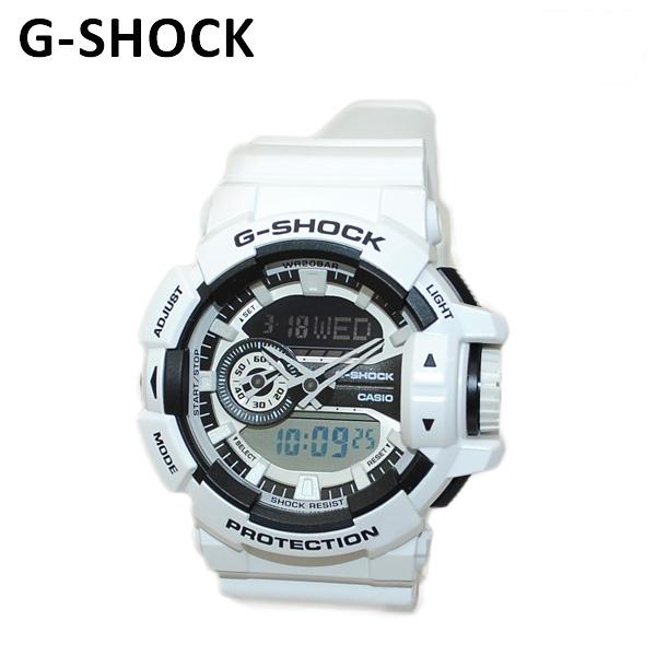【国内正規品】 CASIO(カシオ) G-SHOCK(Gショック) GA-400-7AJF 時計 腕時計 【送料無料(※北海道・沖縄は1,000円)】