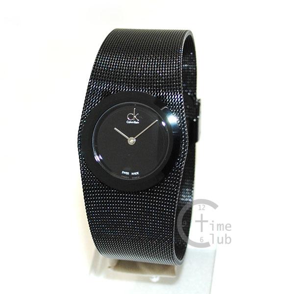 Calvin Klein CK (カルバンクライン) 時計 腕時計 K3T23421 IMPULSIVE ブラック レディース ウォッチ クォーツ 【送料無料(※北海道・沖縄は1,000円)】