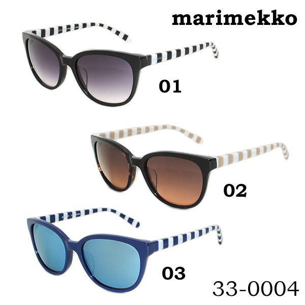 marimekko/ 3カラー 送料無料 マリメッコ 33-0019 サングラス