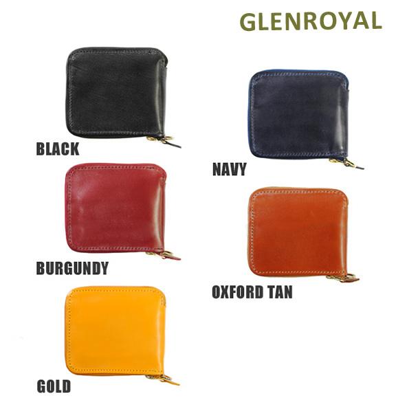 07d3e78045c7 GLENROYAL 至高 グレンロイヤル 財布 二つ折り財布 ウォレット グレン ...