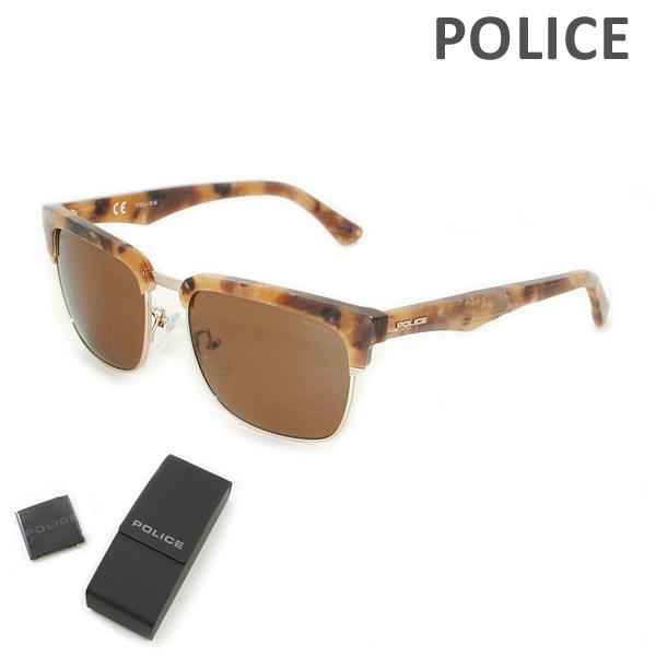 【国内正規品】 POLICE (ポリス) サングラス SPL354 V83P メンズ UVカット 偏光レンズ [17]【送料無料(※北海道・沖縄は1,000円)】