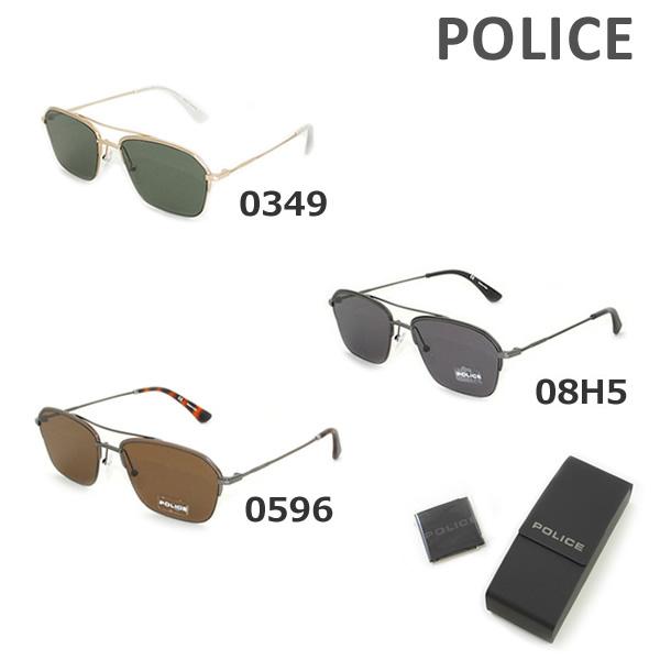 【国内正規品】 POLICE (ポリス) サングラス SPL361 0349 08H5 0596 メンズ UVカット [17] 【送料無料(※北海道・沖縄は1,000円)】