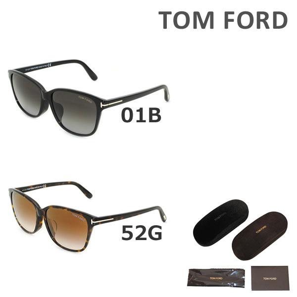 トムフォード サングラス TF0432F FT0432F 01B ブラック 52G トートイズ TOM FORD メンズ 正規品 アジアンフィット 【送料無料(※北海道・沖縄は1,000円)】
