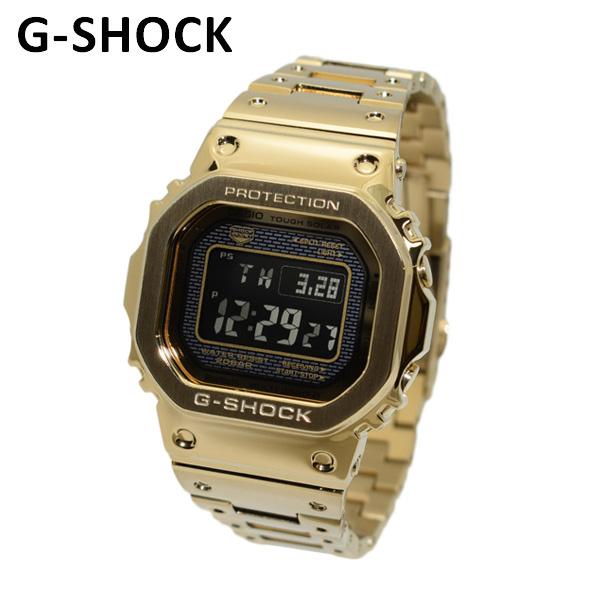 【国内正規品】 CASIO カシオ G-SHOCK Gショック GMW-B5000GD-9JF 時計 腕時計 メンズ 【送料無料(※北海道・沖縄は1,000円)】