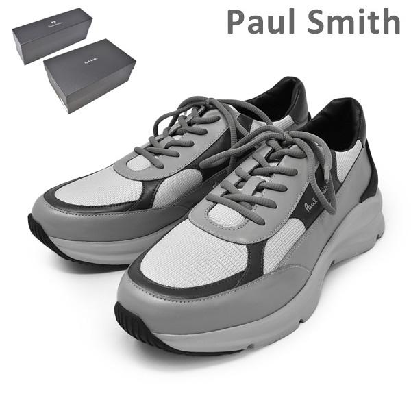 ポールスミス 靴 M1S EXP03 ACLF EXPLORER GREY メンズ ダッドシューズ スニーカー PAUL SMITH SHOE 【送料無料(※北海道・沖縄は1,000円)】