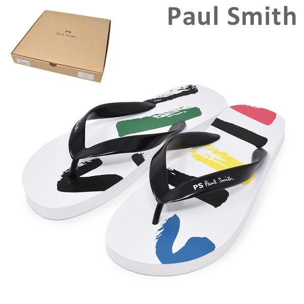 ポールスミス ビーチサンダル M2S DSF01 AEVA DISCFLOP MULTI メンズ PAUL SMITH SHOE 【送料無料(※北海道·沖縄は1,000円)】