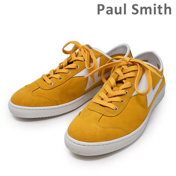 ポールスミス 靴 M2S ZIG05 ASUE ZIGGY OCHRE YELLOW メンズ シューズ スニーカー PAUL SMITH SHOE 【送料無料(※北海道・沖縄は1,000円)】