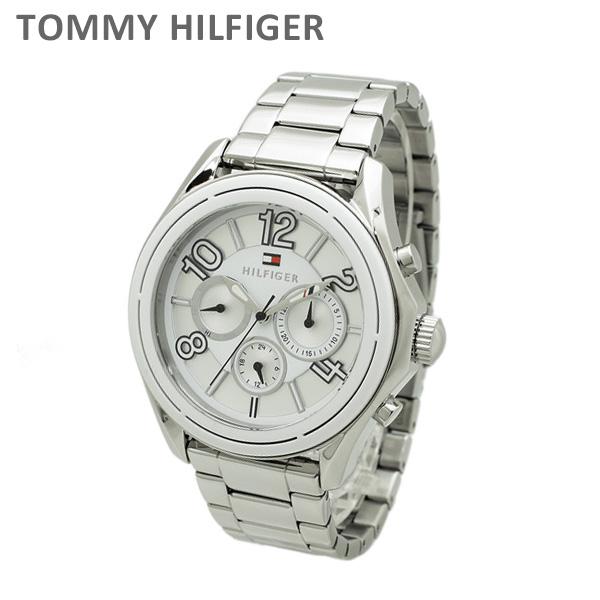 トミーヒルフィガー 腕時計 1781650 ブレス シルバー/ホワイト レディース TOMMY HILFIGER 【送料無料(※北海道・沖縄は1,000円)】