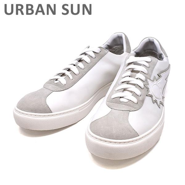 アーバンサン スニーカー MAURICE 265 オフホワイト URBAN SUN メンズ レディース シューズ 靴 【送料無料(※北海道・沖縄は1,000円)】