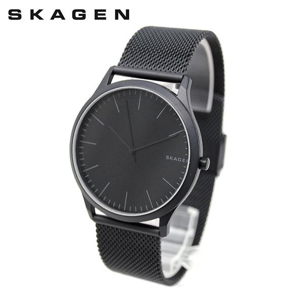 スカーゲン 腕時計 SKW6422 SKAGEN JORN 時計 メンズ ウォッチ ブラック ブレス 【送料無料(※北海道・沖縄は1,000円)】