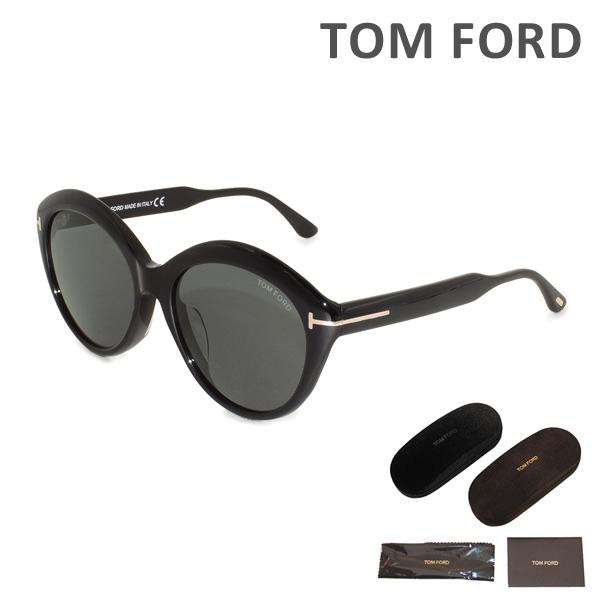 トムフォード サングラス FT0763-F/S 01A TOM FORD メンズ 正規品 アジアンフィット TF763-F【送料無料(※北海道・沖縄は1,000円)】