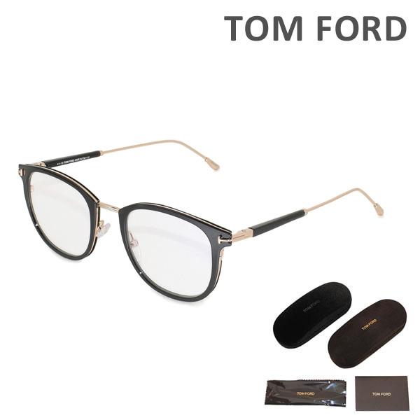 トムフォード メガネ 伊達眼鏡 フレーム FT5612-B/V 001 51 TOM FORD メンズ レディース 正規品 TF5612-B 【送料無料(※北海道・沖縄は1,000円)】