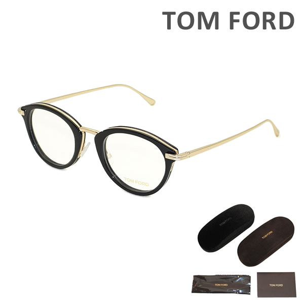 トムフォード メガネ 伊達眼鏡 フレーム FT5497/V 001 48 TOM FORD メンズ レディース 正規品 TF5497 001 【送料無料(※北海道・沖縄は1,000円)】