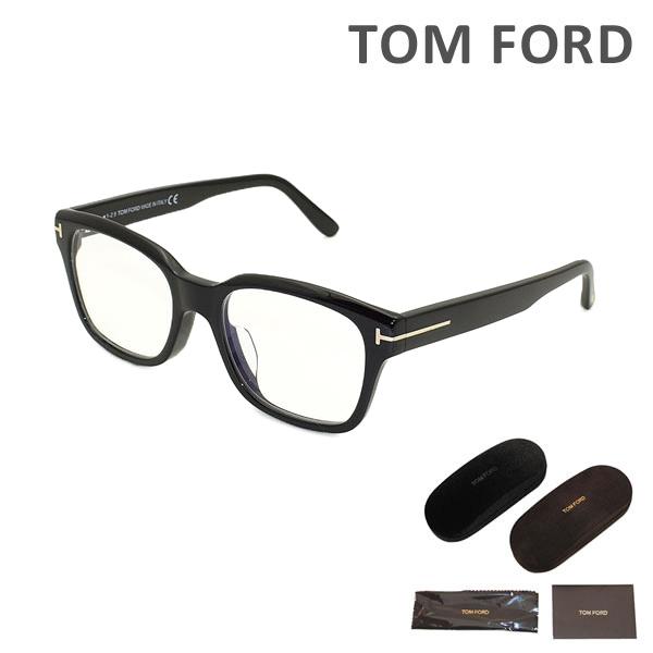 トムフォード メガネ 伊達眼鏡 フレーム FT5535-F-B/V 001 54 TOM FORD メンズ レディース 正規品 TF5535-F-B 001 【送料無料(※北海道・沖縄は1,000円)】