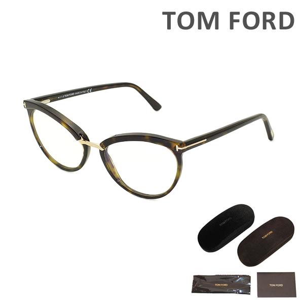 トムフォード メガネ 伊達眼鏡 フレーム FT5551-B/V 052 54 TOM FORD メンズ レディース 正規品 グローバルモデル TF5551-B 052 【送料無料(※北海道・沖縄は1,000円)】