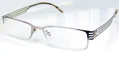 薄いメタルで作られた軽くてさり気ないおしゃれのフレーム 落ちついた雰囲気のメガネです 予約 特価キャンペーン ラティスシルバー 老眼鏡 リーディンググラス