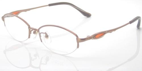 日本製 Nikon レンズ使用 チタンクリスティナイロール ニコン 遠近両用メガネ[全額返金保証]乱視 矯正 対応 乱視 遠近両用 メガネ 老眼鏡 おしゃれ 女性用 レディース 中近両用 眼鏡 シニアグラス リーディンググラス