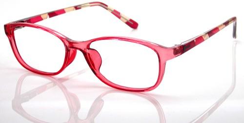 日本製 Nikon レンズ使用 TRチェリッシュ ニコン 遠近両用メガネ[全額返金保証]乱視 矯正 対応 乱視 遠近両用 メガネ 老眼鏡 おしゃれ 女性用 レディース 中近両用 眼鏡 シニアグラス リーディンググラス