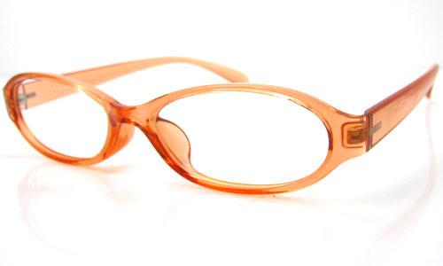 日本製 Nikon レンズ使用 TRクリアオレンジ ニコン 遠近両用メガネ[全額返金保証]乱視 矯正 対応 乱視 遠近両用 メガネ 老眼鏡 おしゃれ 女性用 レディース 中近両用 眼鏡 シニアグラス リーディンググラス