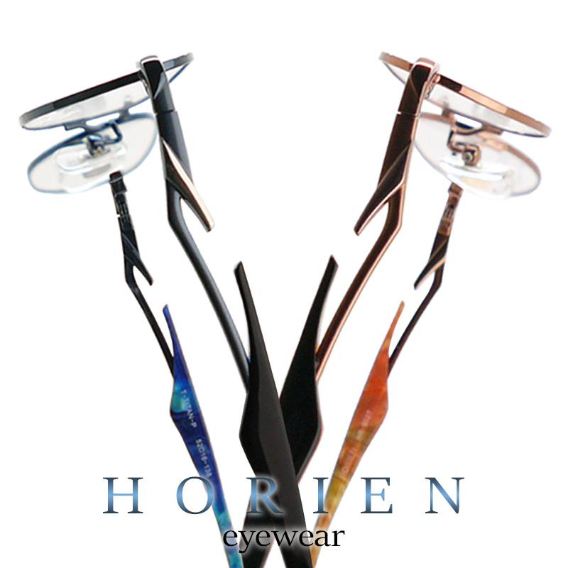 (BLC)ブルーライトカット 紫外線カット 遠近両用メガネ HORIEN [全額返金保証] 老眼鏡 おしゃれ 女性用 レディース 中近両用 眼鏡 遠近両用 老眼鏡 シニアグラス