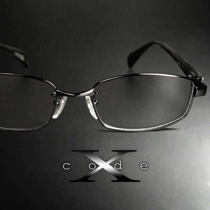 日本製 Nikon レンズ使用 エックスコード ニコン 遠近両用メガネ[全額返金保証]乱視 矯正 対応 乱視 遠近両用 メガネ 老眼鏡 おしゃれ 男性用 メンズ 中近両用 眼鏡 シニアグラス リーディンググラス